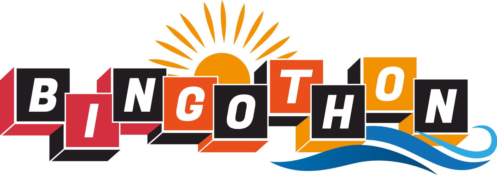 Bingothon Summer 2020 Horizontal Logo